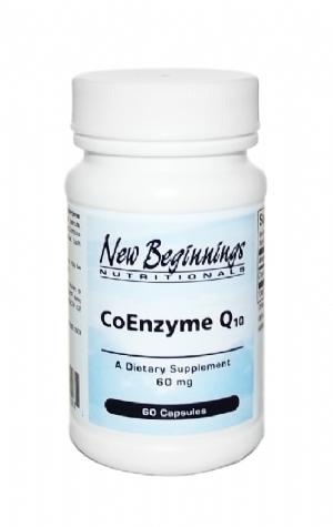 Coenzyme Q-10 -(60 capsules)