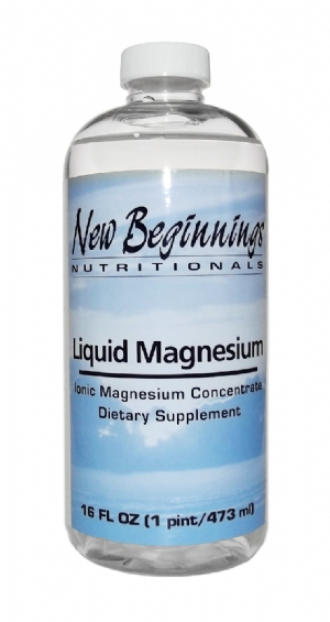 Liquid Magnesium - Ionic Liquid Concentrate (16 oz)