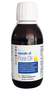 SPEAK +d Pure Oil