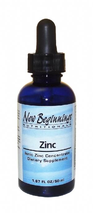Liquid Ionic Zinc (50 ml)