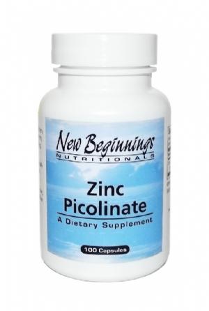 Zinc Picolinate (100 caps)