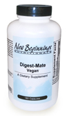Digest-Mate Vegan (180 capsules) NEW!