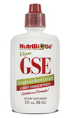 Grapefruit Seed Extract. Nutribiotic® GSE Liquid Concentrate