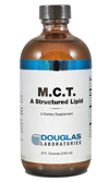 M.C.T. - Medium Chain Triglycerides (8 fl. oz.)